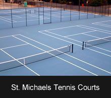 St. Michaels Tennis Courts